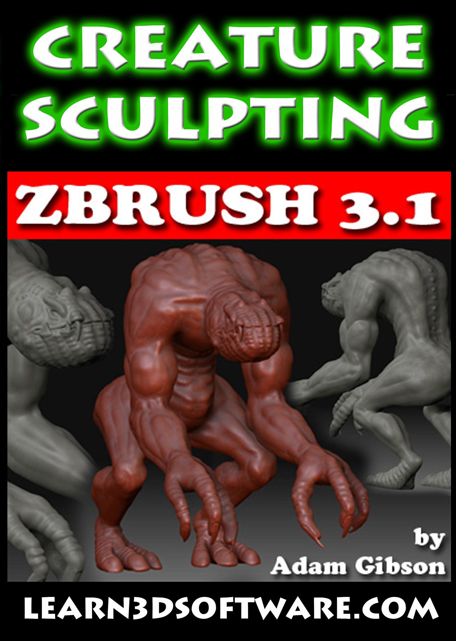 ZBrush 3