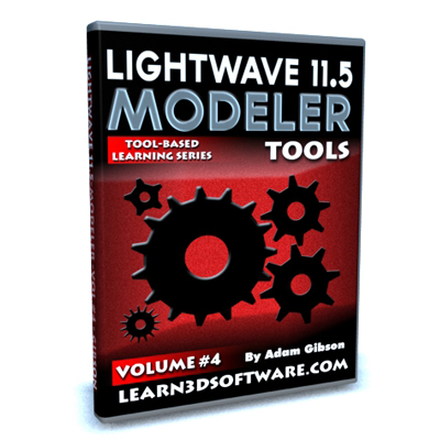 Lightwave 11.5 Modeler Volume #4