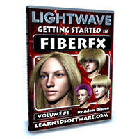 Lightwave 2015- Getting Started in FiberFX- Volume #1