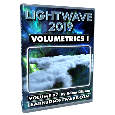 Lightwave 2019- Volume #7- Volumetrics I