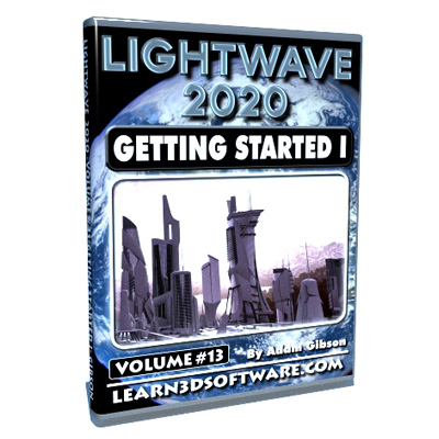 LightWave 2020- Volume #13- Getting Started I