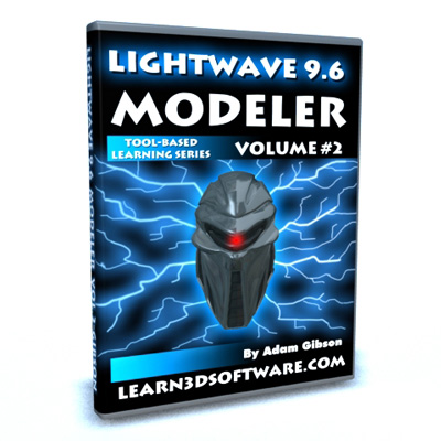 Lightwave 9.6 Modeler Vol #2