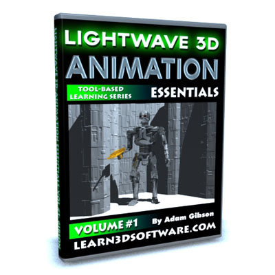 Lightwave 10-Animation Essentials-Vol. #1