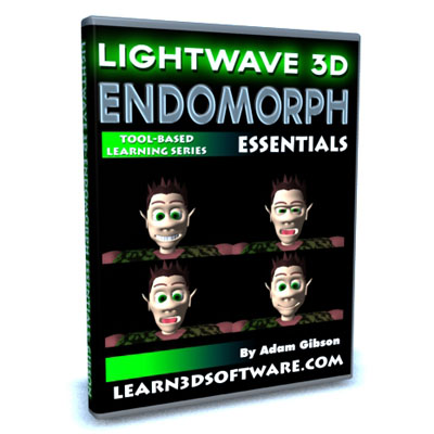 Lightwave 11- Endomorph Essentials