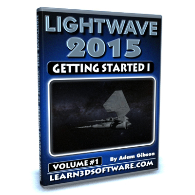 Lightwave 2015- Volume #1- Getting Started I