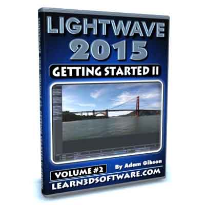 Lightwave 2015- Volume #2- Getting Started II