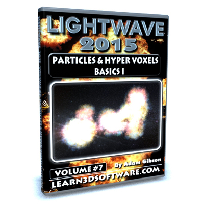 Lightwave 2015- Volume #7- Particles & HyperVoxels I
