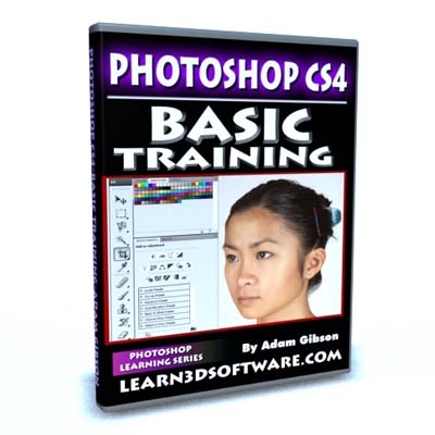 PHOTOSHOP CS4-Basic Training