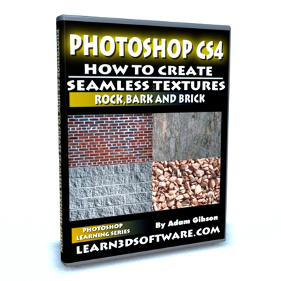 PHOTOSHOP CS4-How to Create Seamless Textures
