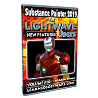 Substance Painter for LightWave Users- Volume #10- New Features