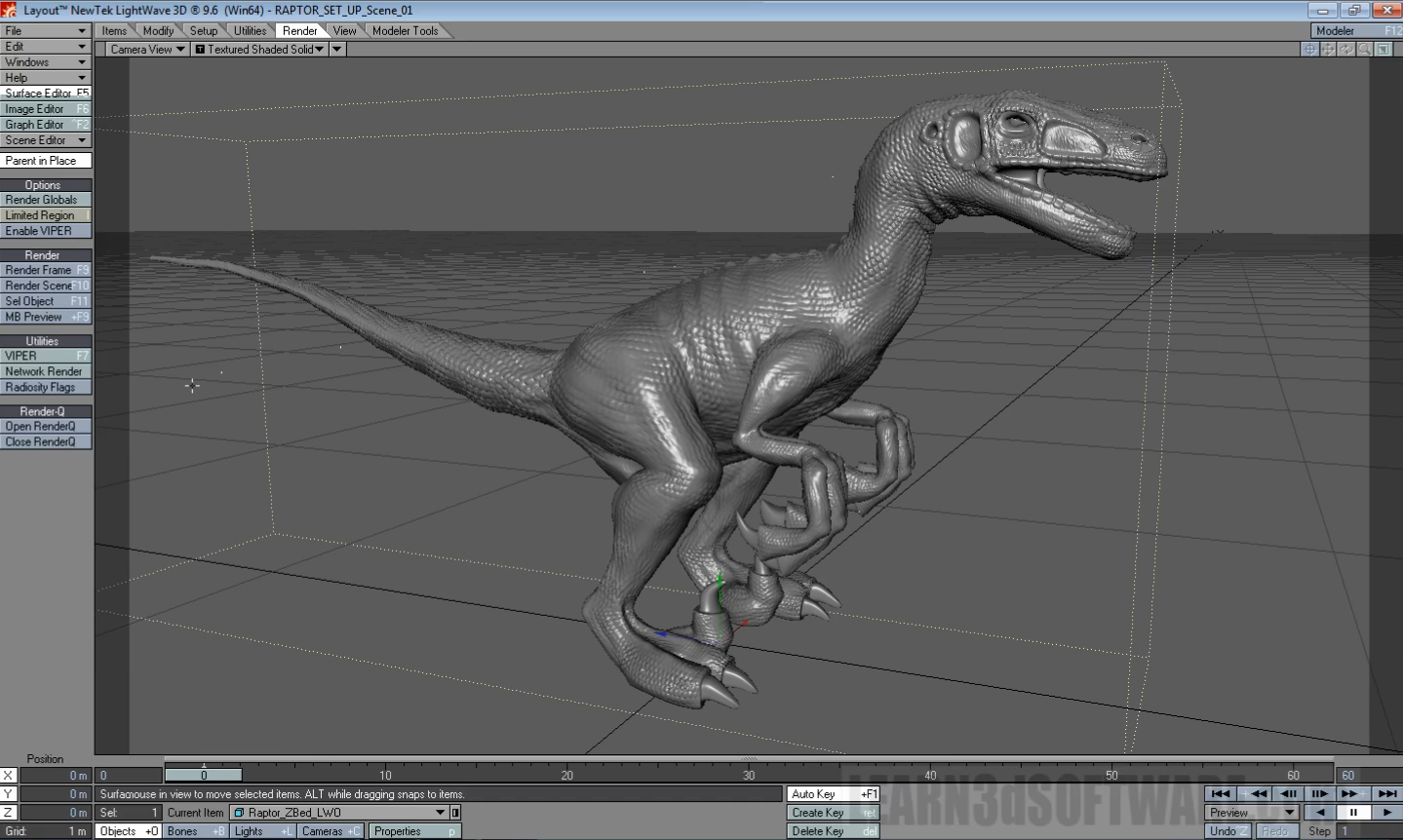 ZBrush 4 for Lightwave Users