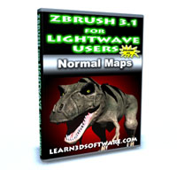 ZBrush 3.1 for Lightwave Users Volume #2-Normal Maps