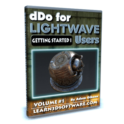 DDO for Lightwave Users- Volume #1- Getting Started I