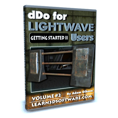 DDO for Lightwave Users- Volume #2- Getting Started II