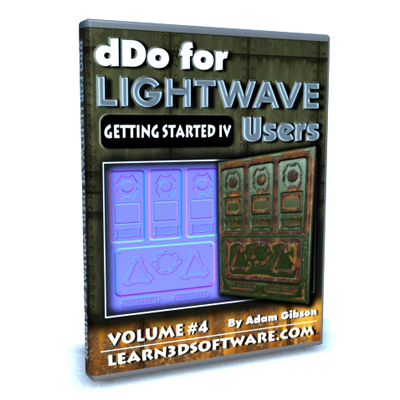 DDO for Lightwave Users- Volume #4- Getting Started IV