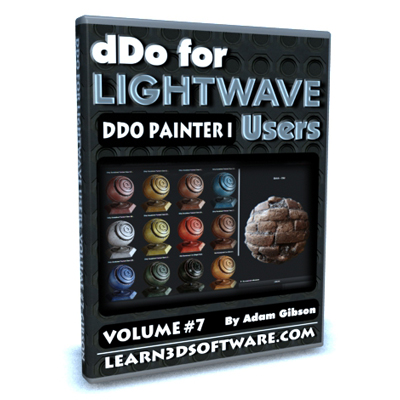 DDO for Lightwave Users- Volume #7- DDO Painter I