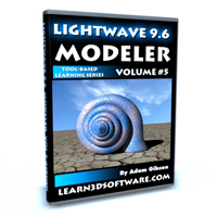 LightWave 3D 9.6 Modeler- Volume #5 [AG]
