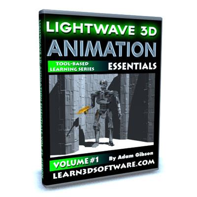 Lightwave 10-Animation Essentials-Vol. #1