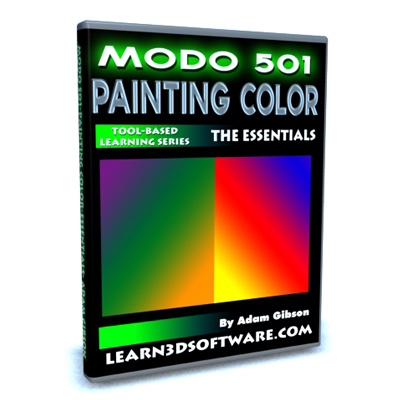 MODO 501-Painting Color -The Essentials