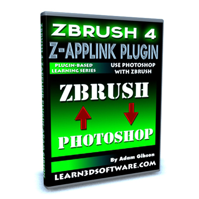 ZBrush 4- ZApp Link Plugin